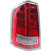 Fits 11-12 Chrysler 300 Left Driver Tail Lamp Assem without Chrome Center Accent