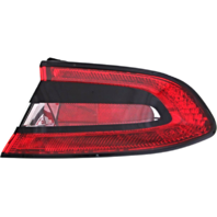 Fits 13-16 Dodge Dart Right Passenger Tail Lamp Assembly Quarter Mounted