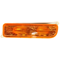 Fits 97-01 Cherokee Left Driver Front Park Signal Light New Aftermarket
