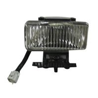 97-01 Jeep Cherokee Right Passenger Fog Lamp Assembly