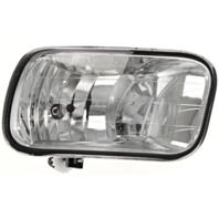 Fits 09-12 Ram 1500 Pickup; 10-17 2500 3500 Pickup Right Passenger Fog Lamp Assm