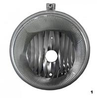 07-10 Chrysler 300 (except Touring model) w/headlamp washer Left/Right Fog Lamp