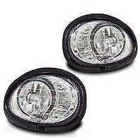 98-04 Dodge Intrepid Left & Right Fog Lamp Assemblies (pair)