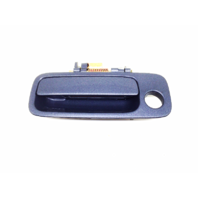 Fits 97-01 Camry Painted Left Driver Front Ext. Door Handle Constellation Pearl Paint Code  8N4