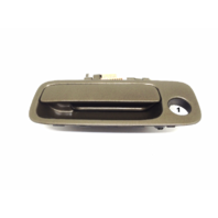 Fits 97-01 Camry Painted Left Driver Front Exterior Door Handle Sable Pearl