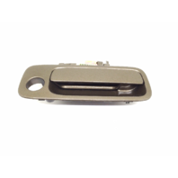 Fits 97-01 Camry Painted Right Pass Front Exterior Door Handle Sable Pearl