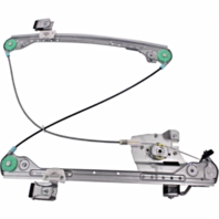 Fits 04-06 Chry Pacifica Power Window Regulator with Motor Front Right Passenger