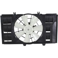 Fits 00-05 Dodge Neon, 00-01 Plymouth Neon Radiator Fan Assembly w/ Single Fan