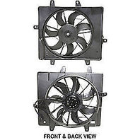 Radiator Fan Assm 06-10 PT Cruiser w/o Turbo