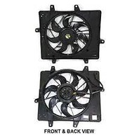 Radiator Fan Assm 01-05 PT Cruiser non Turbo Models