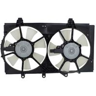 Fits 01-03 Dodge Neon, 2001 Plymouth Neon Dual Cooling Fan Assembly