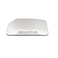 Sprint, Sunburst, Firefly Fits Right Passenger Mirror Glass Lens w/Adhesive
