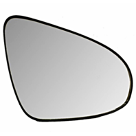 Right Pass Side Heated Mirror Glass w/ Rear Backing Plate for 12-17 Toy Camry  OE
