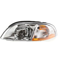 Fits 99-03 Ford Windstar Left Driver Headlamp Assembly