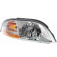 Fits 99-03 Ford Windstar Right Passenger Headlamp Assembly