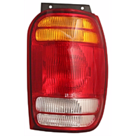 Fits 98-01 Ford Explorer / Mercury Mountaineer Right Passenger Tail Lamp Unit Assembly Quarter Mounted