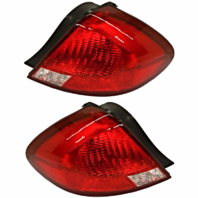 Fits 00-03 Ford Taurus Sedan Left & Right Set Tail Lamp Unit Assemblies 03 without Centennial Package