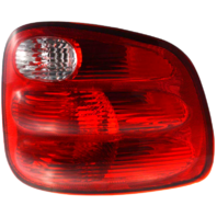 Fits 00-03 Ford F150 Flareside / 04 Ford F150 Heritage Flareside / 01-04 Ford F150 Crew Cab Right Passenger Tail Lamp Unit Assembly with Red Lens