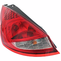 Fits 11-13 Ford Fiesta Hatchback Left Driver Tail Lamp Assembly