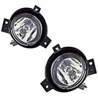 01-03 Ford Ranger Left & Right Fog Lamp Assemblies w/bracket (pair)