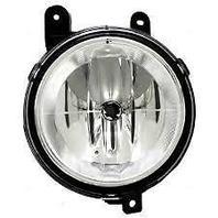 98-02 Lincoln Navigator & 02 Lincoln Blackwood Left Driver Fog Lamp Assembly