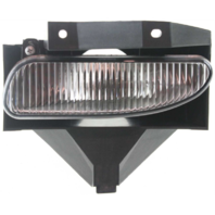Fits 99-04 Ford Mustang (except Cobra) Left Driver Rectangular Fog Lamp Assembly