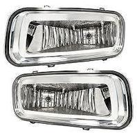 04-06 Ford F150; 06 Lincoln Mark LT Left & Right Rectangular Fog Lamps (pair)