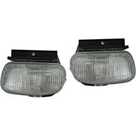 98-00 Ford Ranger; 98-99 Mazda Pickup Left & Right Fog Lamp Assemblies (pair)