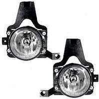 05-07 Ford Focus (without appearance package) Left & Right Fog Lamp Assys -pair