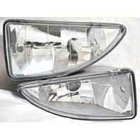 Fits 00-04 Ford Focus (except SVT model) Left & Right Fog Lamp Units (pair)