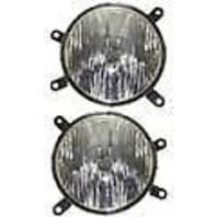 05-09 Ford Mustang GT Left & Right Fog Lamp Assemblies (pair)