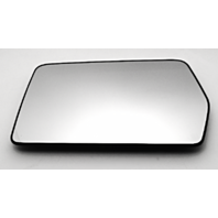 06-08 Linc Mark LT, 07-10 F150, Heated Left Driver Side Mirror Glass Lens With Attached Mounting Bracket
