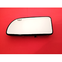 Fits Nis Altima Left Driver Heated Mirror Glass w/ Rear Holder w/ Foldaway Type