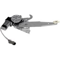 Fits 03-07 Taurus/Mercury Sable Right Pass Rear Door Windows Motor & Regulator