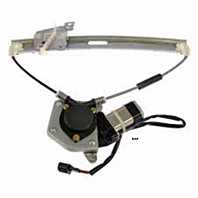 Fits 08-12 Escape 08-11 Mariner Right, Rear Power Window Regulator W/Motor
