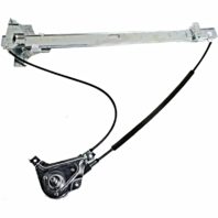 Fits 92-14 Ford E-series 15-16 E350 Manual Window Regulator Front Left Driver
