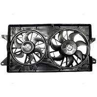 Fits 99-03 Ford Windstar Van Cooling Dual Fan Assembly