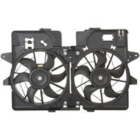 Fits 01-04 Ford Escape Mazda Tribute Cooling Fan Assy W/ Manual Trans, 4cyl ONLY