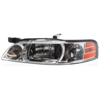 FITS 00-01 NISSAN ALTIMA LEFT DRIVER HEADLAMP ASSEMBLY