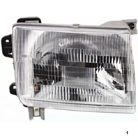 FITS 98-00 NISSAN FRONTIER RIGHT PASSENGER HEADLAMP ASSEMBLY