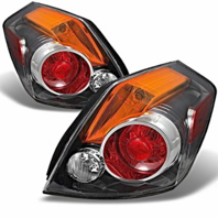 FITS 07-12 NISSAN ALTIMA SEDAN LEFT & RIGHT TAIL LAMP ASSEMBLIES - SET