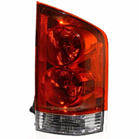 FITS 04-05 ARMADA RIGHT PASS TAIL LAMP ASSEMBLY QUARTER MOUNTED THROUGH 12/04
