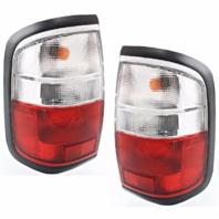 Fits 97-00 Infiniti QX4 Left & Right Set Tail Lamp Assemblies