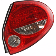 FITS 00-01 NISSAN MAXIMA RIGHT PASSENGER TAIL LAMP ASSEMBLY With RED BEZEL