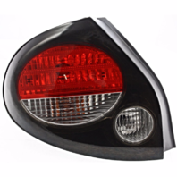 Fits 00-01 NISSAN MAXIMA LEFT DRIVER TAIL LAMP ASSEMBLY With GREY BEZEL