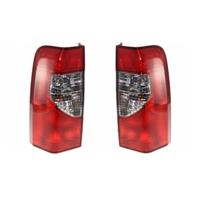 FITS 00-01 NISSAN XTERRA LEFT & RIGHT SET TAIL LAMP ASSEMBLES