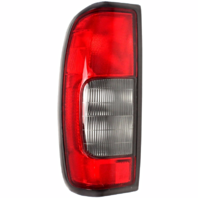 FITS 98-04 NISSAN FRONTIER LEFT DRIVER TAIL LAMP UNIT ASSEMBLY W/SMOKE LENS