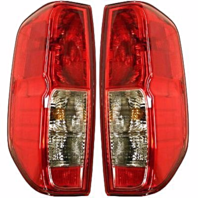 FITS 05-14 NISSAN FRONTIER LEFT & RIGHT SET TAIL LAMP ASSEMBLES TO 2/14/14