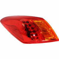 Fits 09-10 Nissan MURANO Tail Lamp / Light Quarter Mounted Left Driver