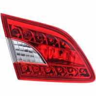 FITS 13-15 NISSAN SENTRA LEFT DRIVER TAIL LAMP ASSEMBLY LID MOUNTED
